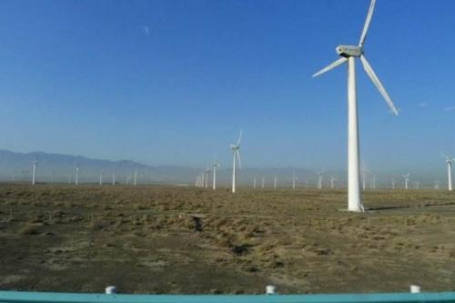 风力电站项目