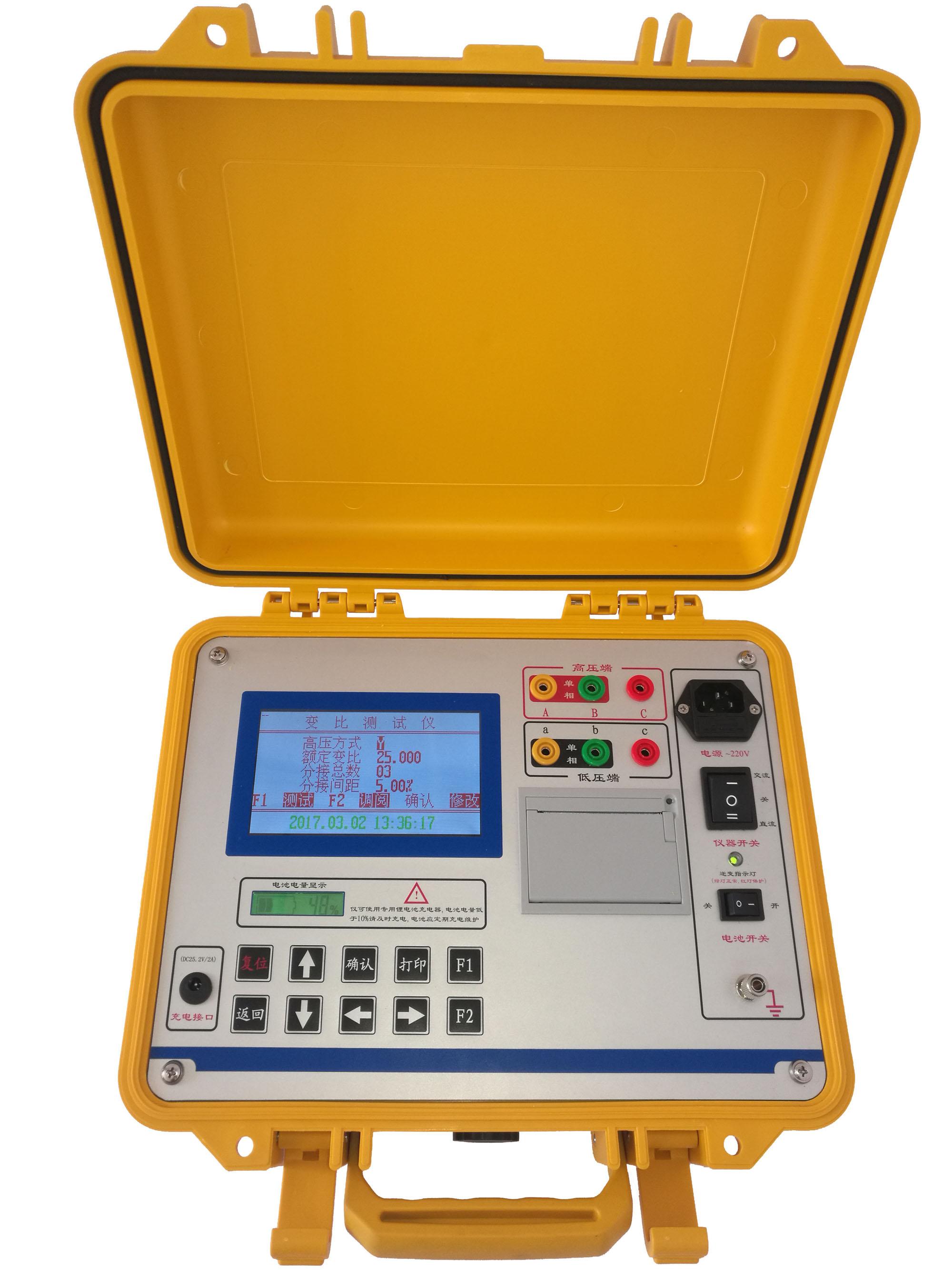 KNT-T10B 变比测试仪