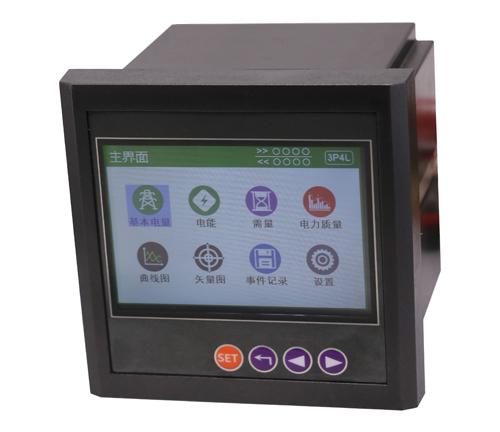 KN-600多功能电能质量分析仪